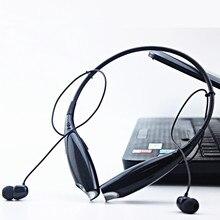 Bluetooth inalámbrico de Auriculares de Música Estéreo Deporte Banda Para El Cuello Auricular Manos Libres Con MICRÓFONO de Sonido de Graves Auriculares Para Teléfonos Inteligentes Caliente