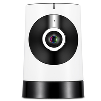 WIFI IP Cam 1 0MP 720P 180 Degree Fisheye Mini Panorama Camera P2P Network IR Night