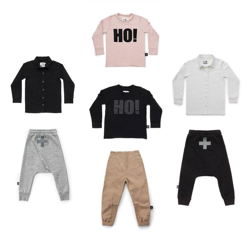 9d7c9d8a3fe84 Nununu 2019 Shirt Kids Girl Boys Top Toddler Boy Tee Shirt Fille Children  Long Sleeve Tops New Arrival Pre-Order 3.10 Ship out