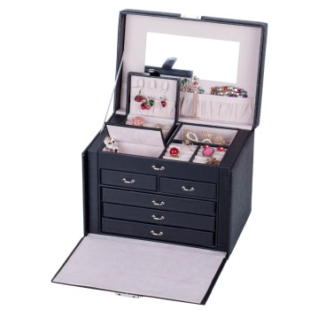 Large Jewelry Boxes Display Organizer