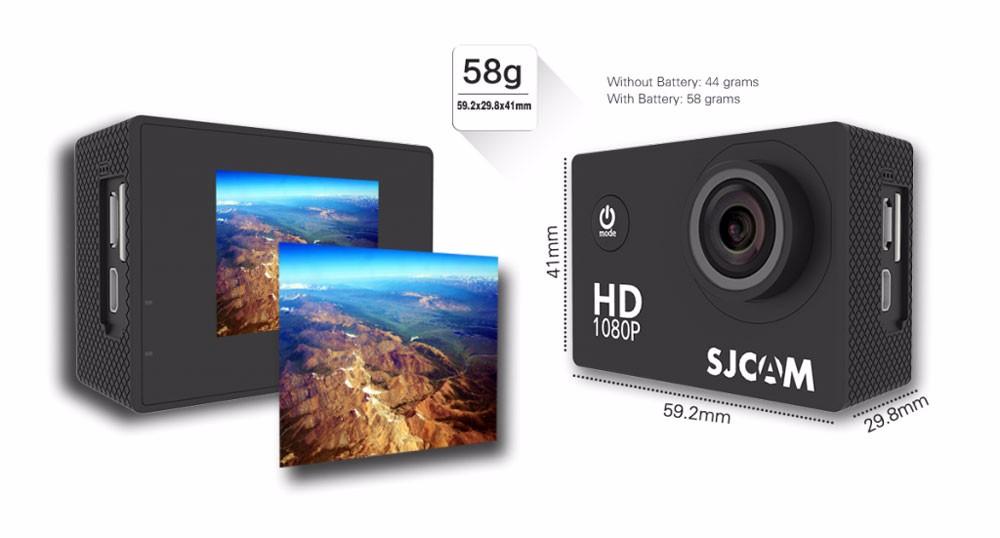 original sjcam sj4000 1080p hd action camera 6