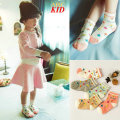 Korean Cute Pattern Socks Baby Girl Lace Casual Socks Kids Meias Calcetines For Dress Children Sokken KD467