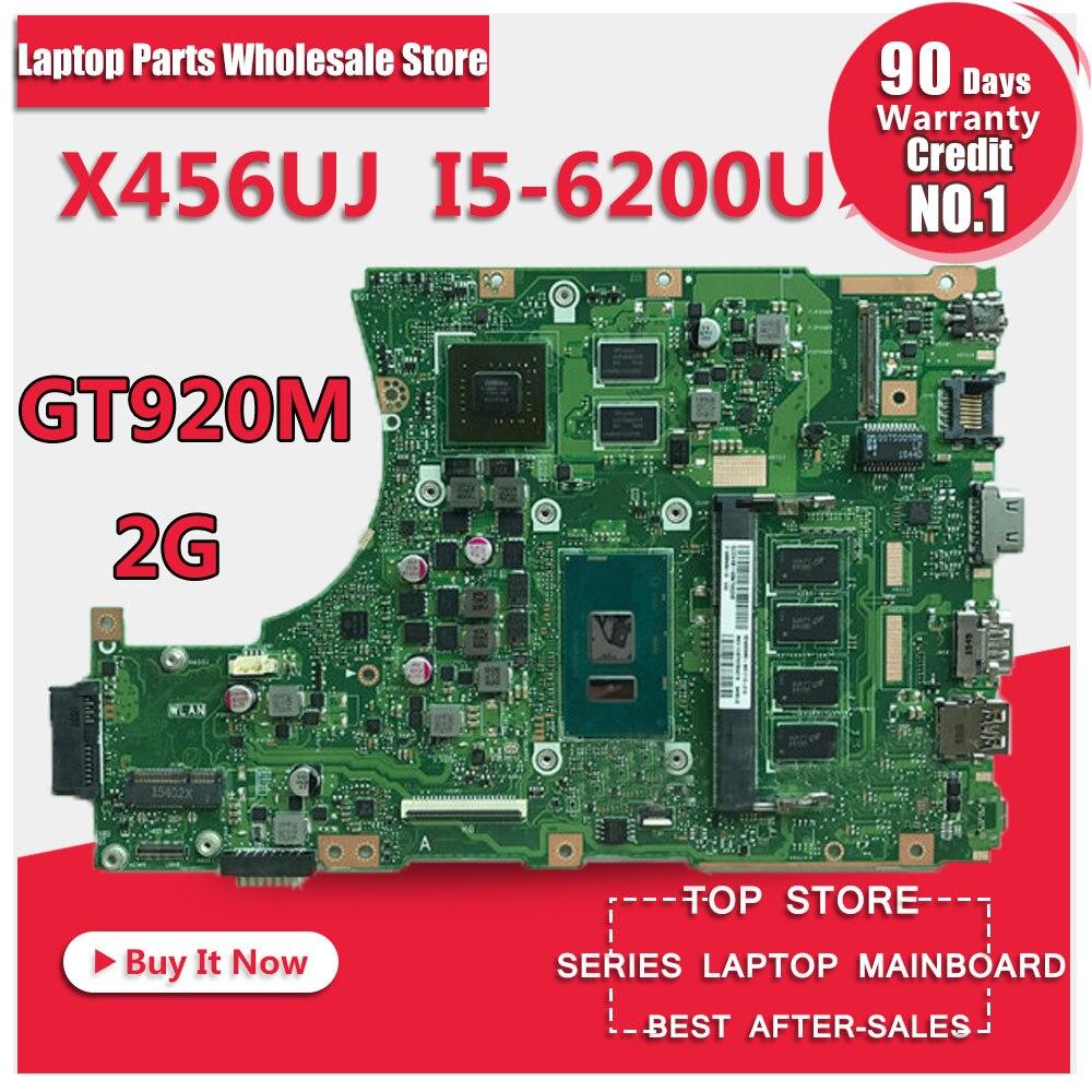 For ASUS UX303LN UX303L UX303LA UX303LAB UX303LNB Motherboard With i5 CPU 4GB