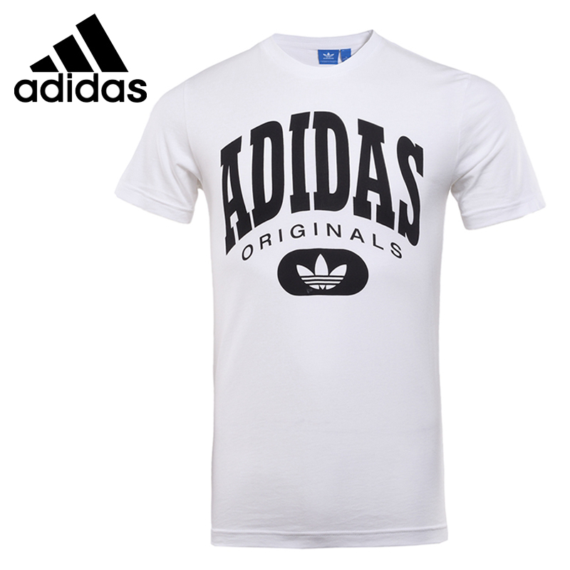 Original New Arrival 2017 Adidas Originals ARCHIVE LOGO TE Men's T-shirts short sleeve Sportswear original new arrival 2017 adidas originals trefoil tee women s t shirts short sleeve sportswear