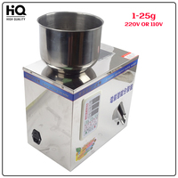 Free Ship By DHL1pcs Weighing And Packing Bag Tea Packaging Machine Automatic Measurement Of Particle Packing
