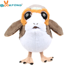 The Last Jedi Porg Bird Plush Stuffed Soft Children Toy Plush Toys For Boys Kids Christmas Gifts 15cm/26cm/50cm