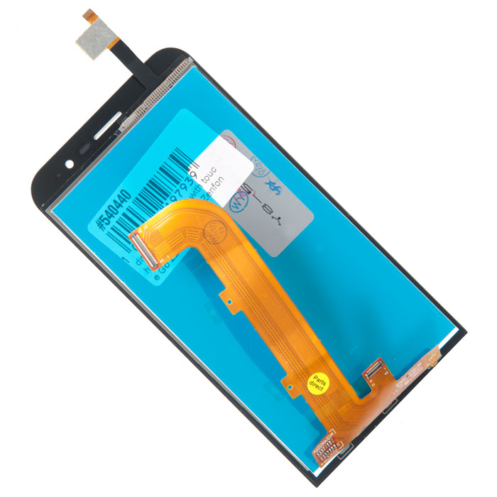 Display Assembled With Touchscreen For ASUS Zenfone Go ZB500KL X00AD LCD Display For Zenfone Go ZB500KL 5.0 1280x720 Black