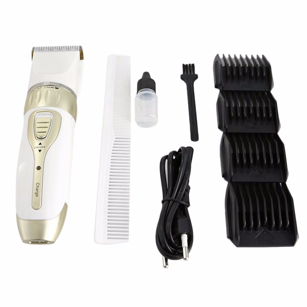 KM-1817 Professional Household Salon Use Rechargeable Electric Trimmer Hair Clipper Cutter Hair Dress Tools Hot Sale утюг smile si 1817 si 1817