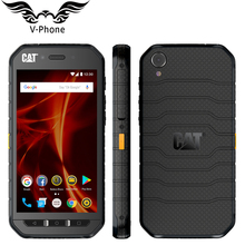 IP68 Waterproof Drop proof Dust Resistant Rugged Phone 4G LTE 5000mAh CAT S41 5.