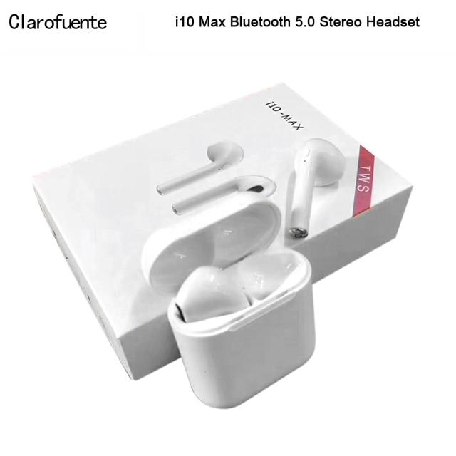 123c20a3ea5 Mini i10 max TWS Earphones Wireless Bluetooth Original Airpods Not i7 i9  i10 i11 i12 i13 Earphone Ear pods for Iphone Android Mi