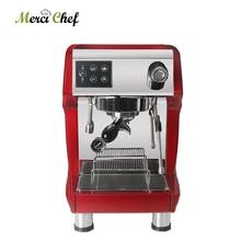 ITOP 1.7L Commercial Coffee Maker Italian Espresso Semi-automatic Steam Type Coffee Machine 220V semi automatic italian coffee machine pump type coffee machine manual fancy coffee 220v 50hz 1100w 1pc