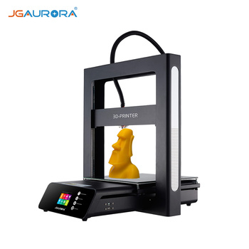 JGAURORA A5 DIY 3D Printer Metal Frame 2.8'' Color Touch Screen Filament Detection Extreme High Accuracy Supports PLA/ABS/WOOD