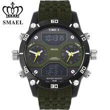 men's military waterproof watch alloy quartz silicone wristwatch strap clock male sports leisure watches esportivo relogios