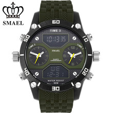 men's military waterproof watch alloy quartz silicone wristwatch strap clock male sports leisure watches esportivo relogios