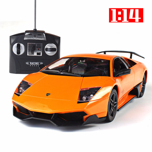 bbecfe5861d PIP GAMES 1 14 RC Car Toys Boy Sport Racing toy Charging 10 km h Simulation Remote  Control Cars Children Lighting gift PGM155
