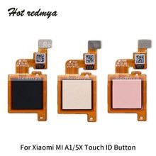 Get more info on the Fingerprint Scanner Sensor For Xiaomi Mi A1 5X Touch ID Home Button Return Key Flex Cable Repair Parts For Xiaomi MiA1 Mi5X