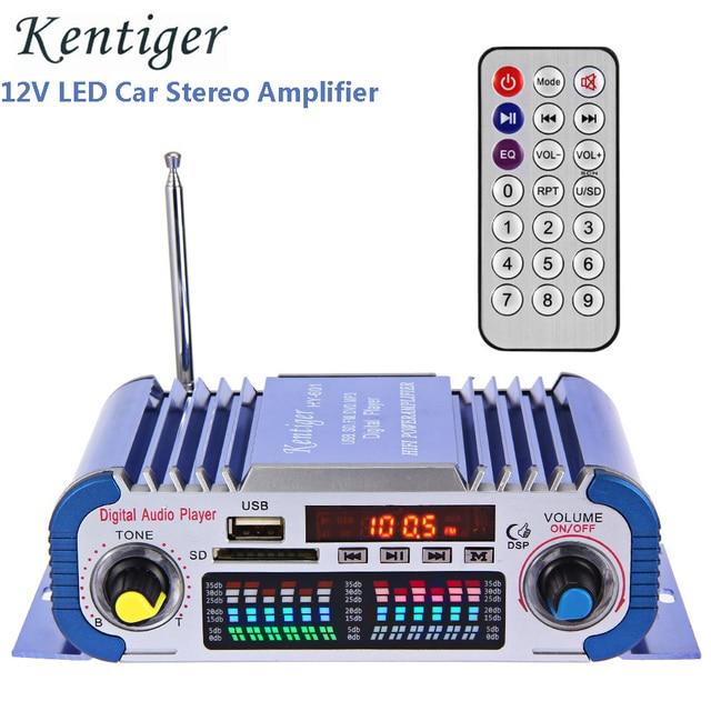 Best Price HOT Kentiger HY601 Hi-Fi 12V Digital Auto Car
