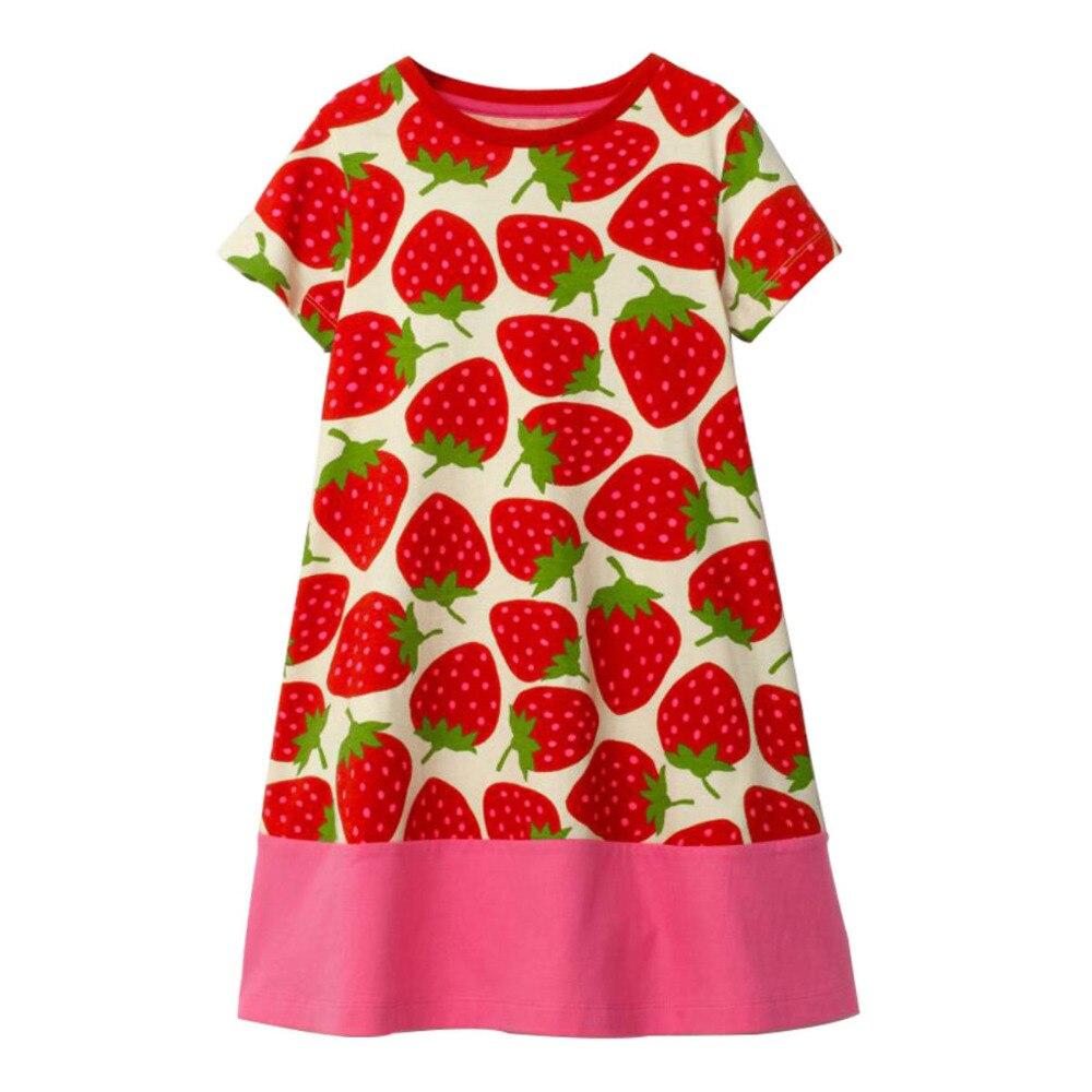 Meisjes Zomer Babykleding Merk Kinderkleding Print Kinderkleding - Kinderkleding - Foto 6