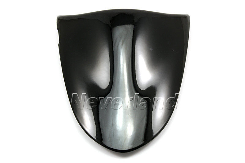 New arrival Black Motorcycle Rear Seat Cover Cowl for Kawasaki Ninja ZX10R 2006-2007/ZX6R 636 2005-2006 #90C20 for 2009 2014 kawasaki zx6r zx 6r 636 motorcycle rear passenger seat cover cowl green black 09 10 11 12 13 14