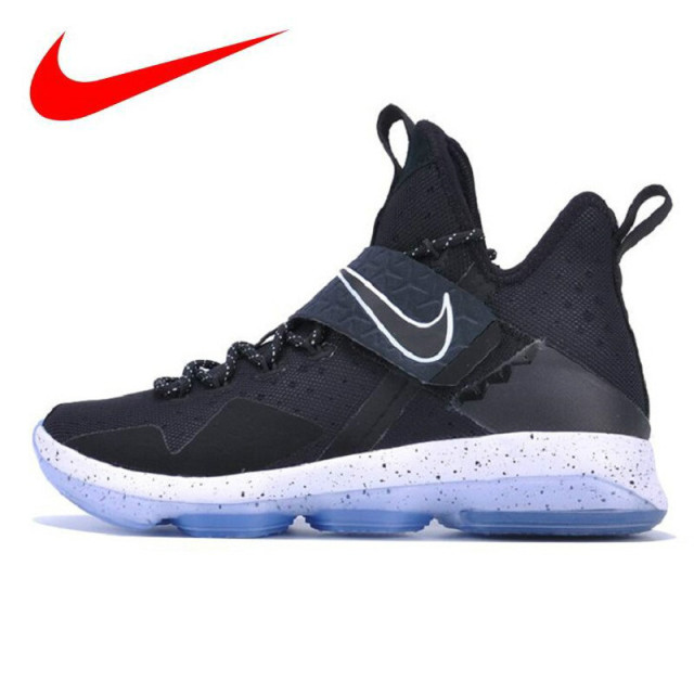 88aac91e08d3 NIKE LEBRON XIV EP LBJ14 Original New Arrival Authentic Men s Breathable  Basketball Shoes Sports Sneakers Trainers