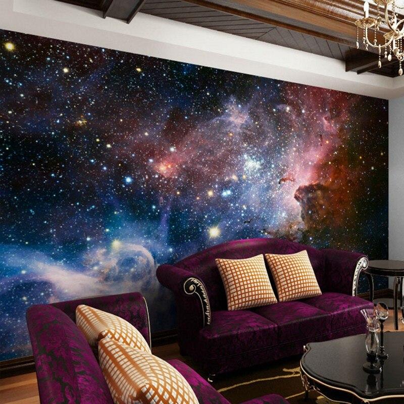 космос картинки для зала одном