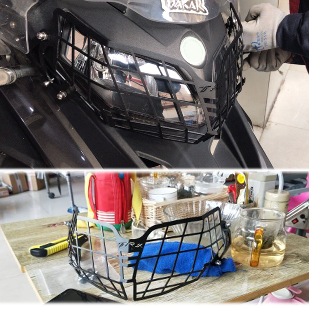 For Benelli TRK502 Headlight Guard Protector Grille Covers For Bennlli TRK 502 Moto Parts Motorcycle AccessoriesFor Benelli TRK502 Headlight Guard Protector Grille Covers For Bennlli TRK 502 Moto Parts Motorcycle Accessories