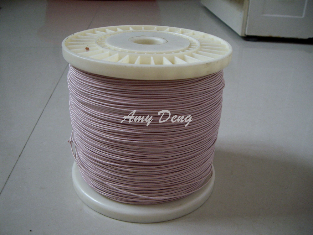 100 Meters/lot 0.1x60 Shares Its Antenna Litz Strands Of Wire According To The Sale Of Cotton Polyester Envelope Meters