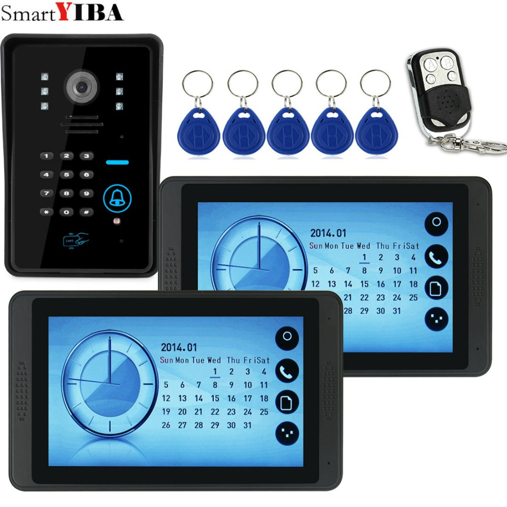 SmartYIBA All Touch Key 7