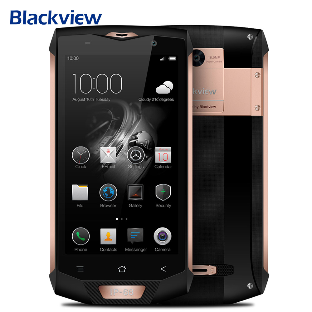 Original Blackview BV Pro G Mobile Phone  Inch Android  MTK