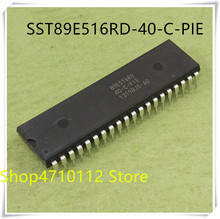NEW 10PCS/LOT SST89E516RD-40-C-PIE SST89E516RD 40-C-PIE 89E516RD DIP-40 IC