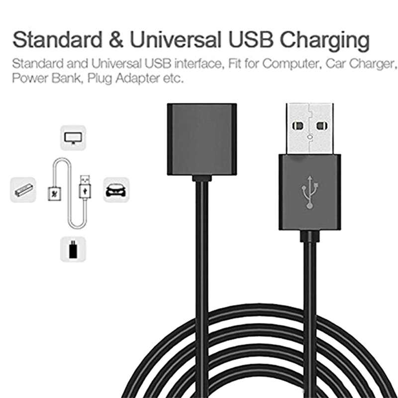 80cm Magnetic USB Charging Cable USB Charger for Juul