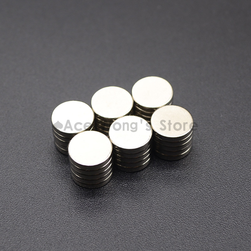 10Pcs Mini Small N35 Magnet 5x1 6x2 8x3 10x1 10x2 12x2 Mm Neodymium Magnet Permanent NdFeB Super Strong Powerful Magnets