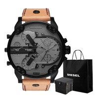 Diesel watch clocks and watches for men sports waterproof quartz watch DZ7406