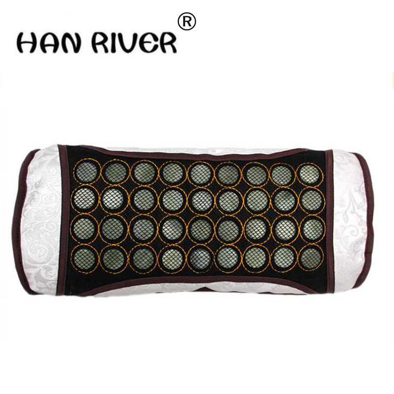 Heating care jade ochre ms tomalin magnetic therapy health care Natural jade heating cervical
