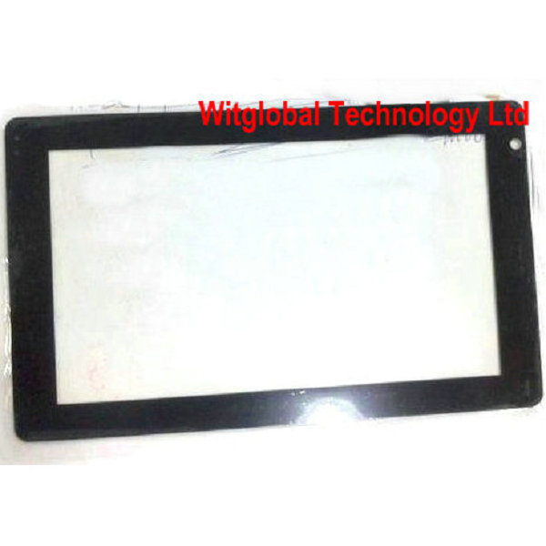New Capacitive touch screen panel Digitizer Glass Sensor replacement 7 Ematic Funtab pro FTABU-WP Kid Safe Tablet Free Shipping new 10 1 tablet hy tpc 51032 v4 0 capacitive touch screen panel digitizer glass sensor replacement tpc 51032 free shipping