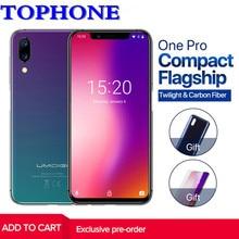 Глобальная версия 19:9 5,9 «FHD андроид 8,1 мобильный телефон беспроводной зарядки 4G B 6 4G B MTK6763 Восьмиядерный 12MP 4G NFC Смартфон