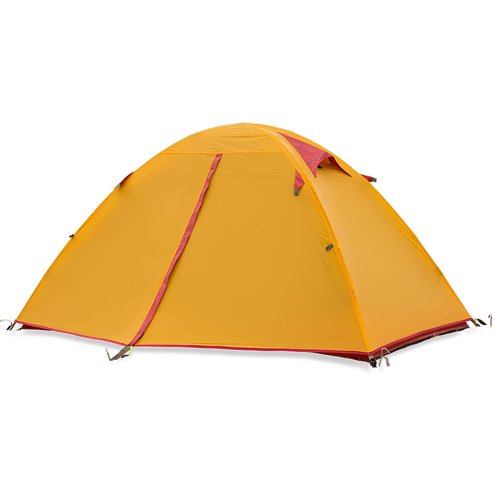 Naturehike Ultralight hiking tent outdoor double bunk camping tent 20D silicone windproof, anti rainstorm tent