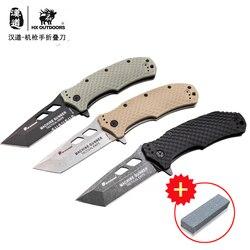 HX DOTDOORS ZD 029 G10 uchwyt 8CR14MOV ostrze camping wysokiej ostry składany nóż survivalowy  odkryty własny nóż do obrony w Noże od Narzędzia na