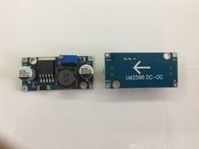 10pcs/lot LM2596S LM2596 DC-DC Step-down module 5V/12V/24V adjustable Voltage regulator 3A (zhi)