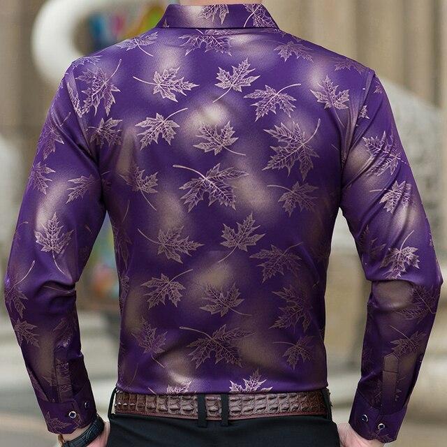 New social maple leaf designer shirts 5