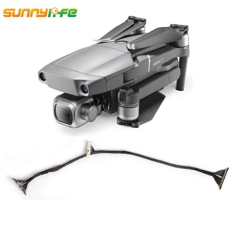 Sunnylife DJI Mavic 2 Zoom Drone Gimbal Repairing Signal Cable Transmission Wire PTZ Camera Line for DJI MAVIC PRO 2 Accessories