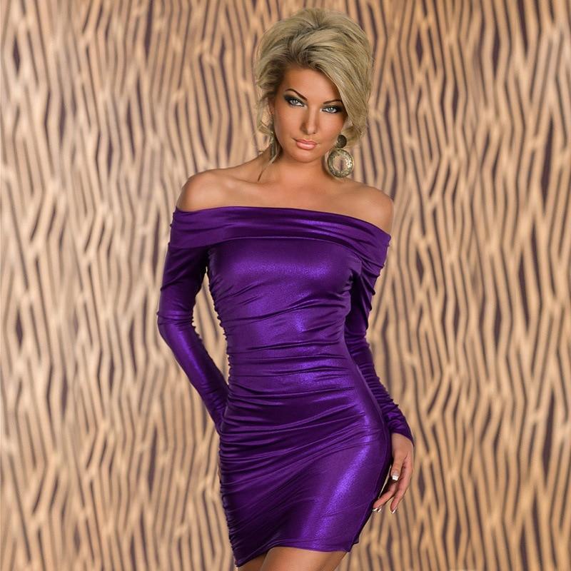 Satin Hot Dresses