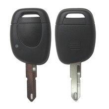 Alta Calidad llave Remota Sin Llave Fob 1 Botón para Renault Twingo Clio Maestro KANGO Viruta PCF7946 433 Mhz