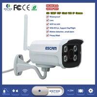 2017 HOT Product ESCAM QD900WIFI P2P Wifi IP Camera APP P2PWIFICAM Security Waterproof Infrared Mini Camera