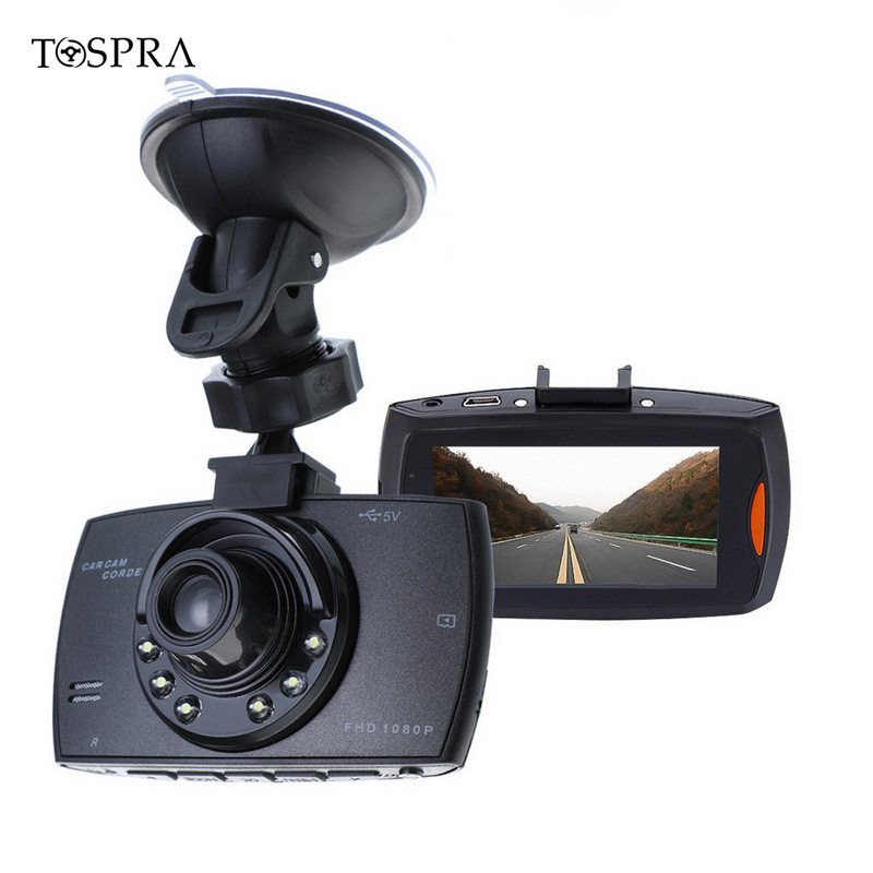 Camera-Recorder Dashboard Invisible Angle-Lens Vehicle Wide 90-Degree Full-Hd G30 1080P