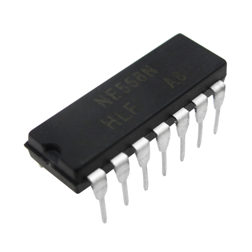50pcs Ne556n Ne556 556 Dual Bipolar Timer Icin Integrated Circuits