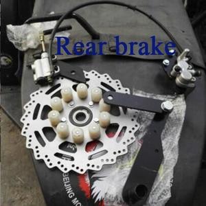 Alconstar модифицированный чехол для тормозов R12 мотор 750cc кабина R71 для Bmw тормоз для передней и задней части с суппортом дисковый M-72 автомобильный боковой CJ-K750 Урал