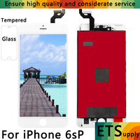 ETS 10PCS For Grade AAA LCD Touch LCD Display 5 5 Inch For IPhone 6S Plus