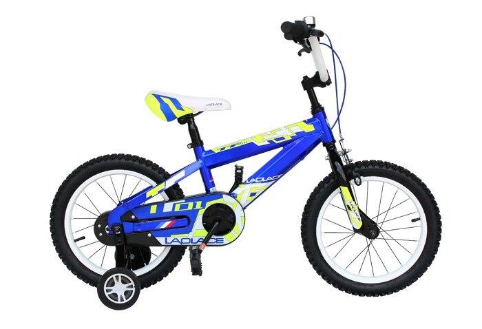 Bicicleta Mountain Bike Bicicleta Niño Doble de Acero de Alto Carbono Bicicleta