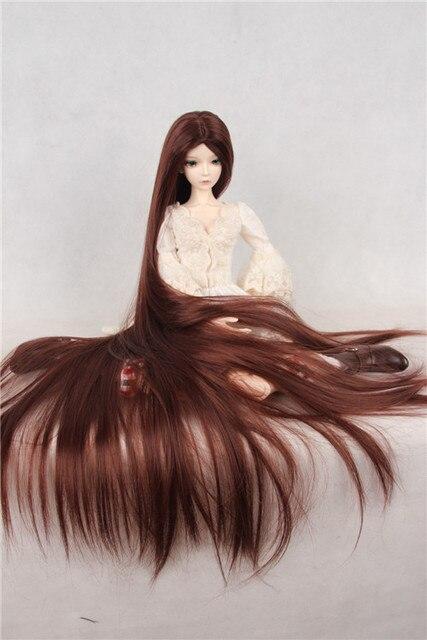 Кукла парик для бжд / SD 1/3 1/4 маштаба BJD парик. Разнообразие цветов. A15a1042. Только парик продать. Не включены куклы аксессуары